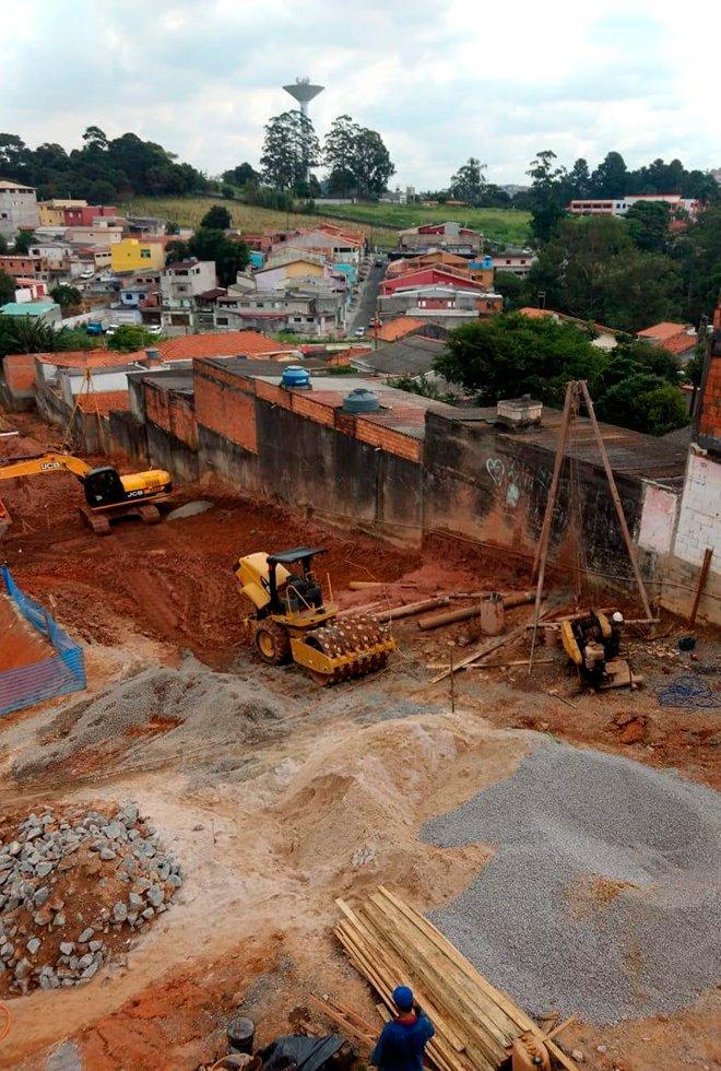 Estacas Escavadas